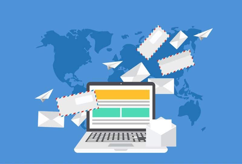 Email marketing is a great way to nurture prospective customers into paid customers