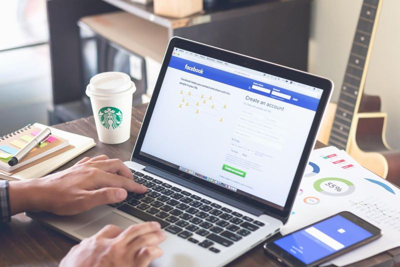 Facebook is the perfect way to target a specific audience to your business.