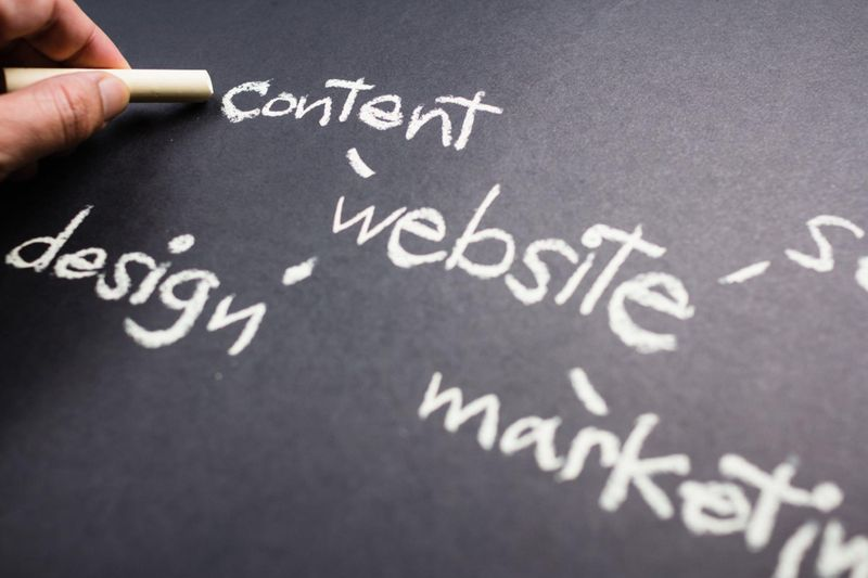 As part of your digital marketing campaign, you'll want to build a user-friendly and professional website.